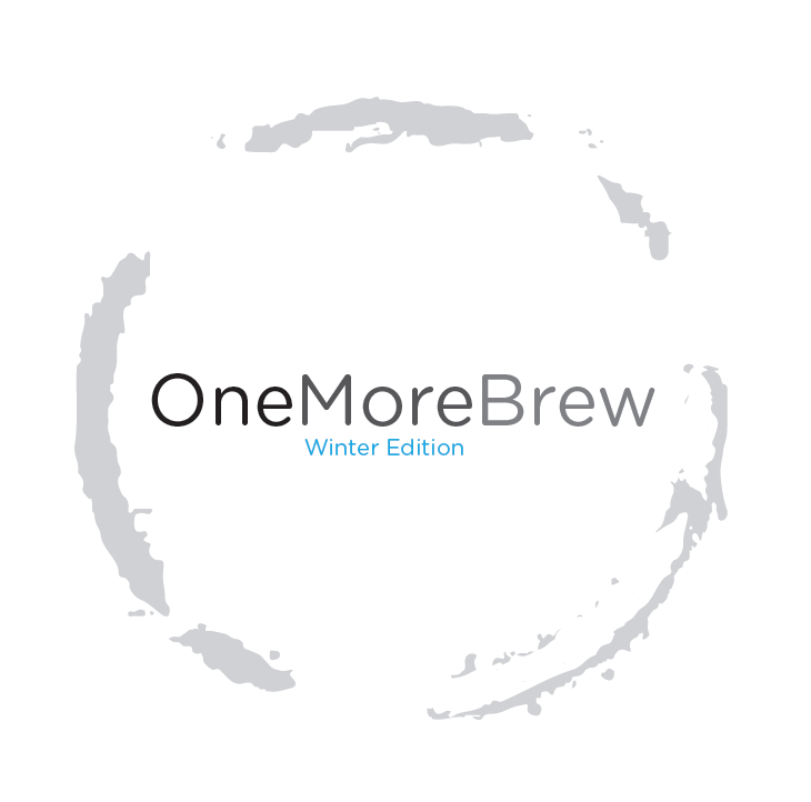 One More Brew logo